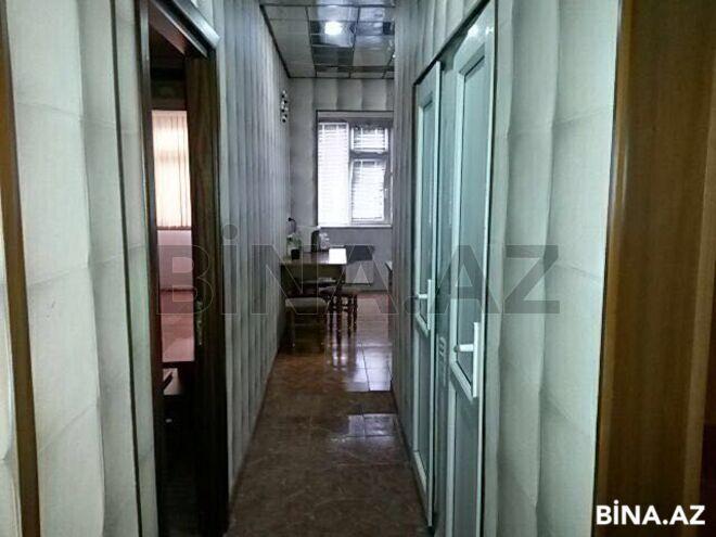 3 otaqlı köhnə tikili - Nəriman Nərimanov m. - 88 m² (14)