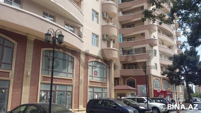 3 otaqlı yeni tikili - İnşaatçılar m. - 156 m² (1)