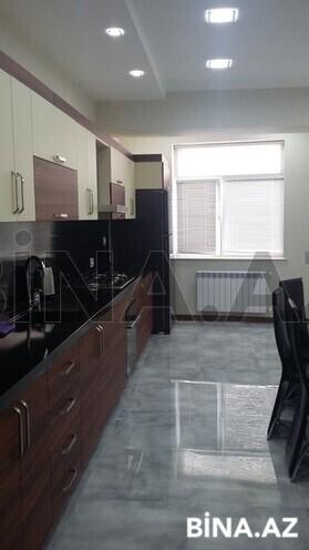 3 otaqlı yeni tikili - İnşaatçılar m. - 156 m² (5)