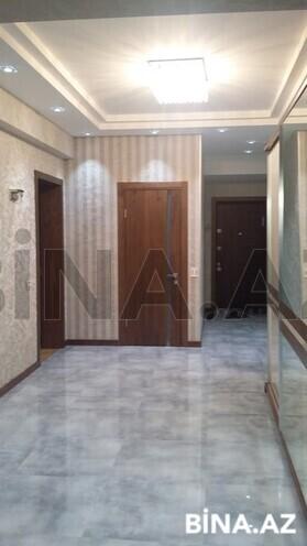3 otaqlı yeni tikili - İnşaatçılar m. - 156 m² (7)