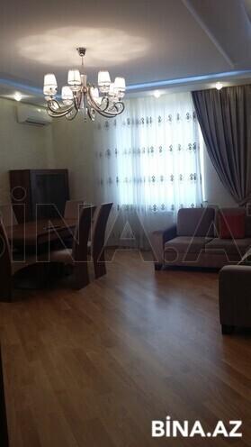 3 otaqlı yeni tikili - İnşaatçılar m. - 156 m² (8)