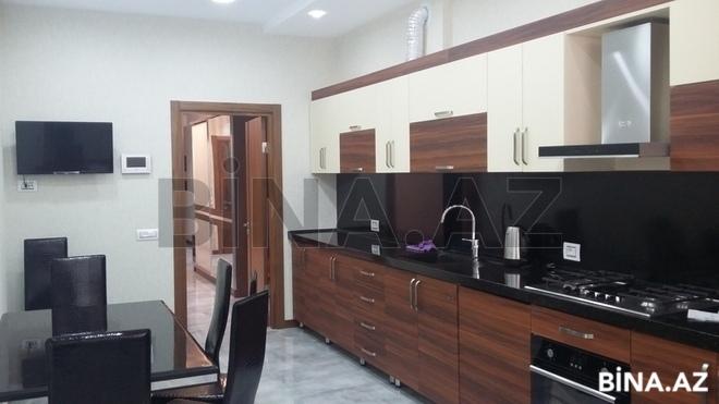 3 otaqlı yeni tikili - İnşaatçılar m. - 156 m² (6)