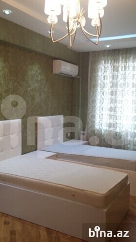 3 otaqlı yeni tikili - İnşaatçılar m. - 156 m² (13)
