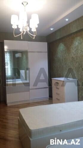 3 otaqlı yeni tikili - İnşaatçılar m. - 156 m² (14)