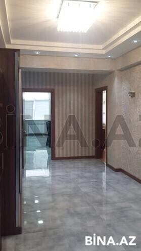 3 otaqlı yeni tikili - İnşaatçılar m. - 156 m² (16)