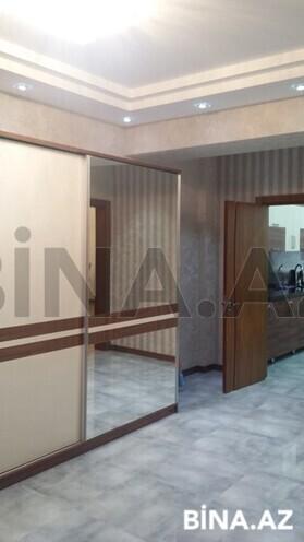 3 otaqlı yeni tikili - İnşaatçılar m. - 156 m² (17)