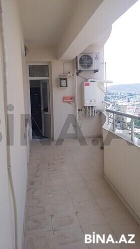 3 otaqlı yeni tikili - İnşaatçılar m. - 156 m² (19)