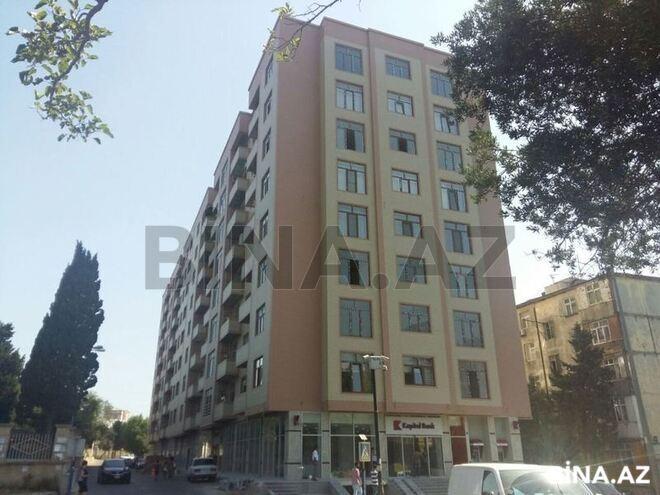 3 otaqlı yeni tikili - Memar Əcəmi m. - 168 m² (8)