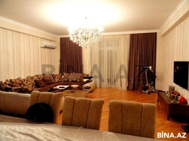 4 otaqlı yeni tikili - Şah İsmayıl Xətai m. - 190 m² (6)