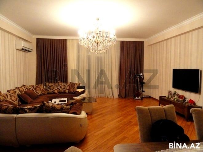 4 otaqlı yeni tikili - Şah İsmayıl Xətai m. - 190 m² (29)