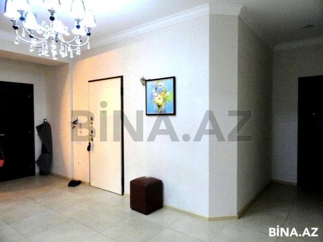 4 otaqlı yeni tikili - Şah İsmayıl Xətai m. - 190 m² (12)