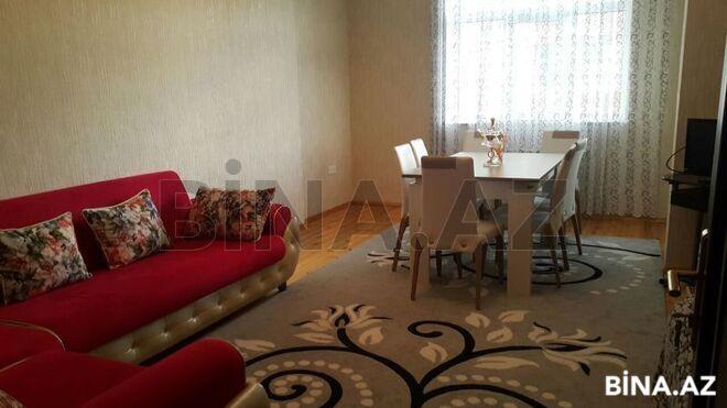 3 otaqlı yeni tikili - Şah İsmayıl Xətai m. - 105 m² (4)