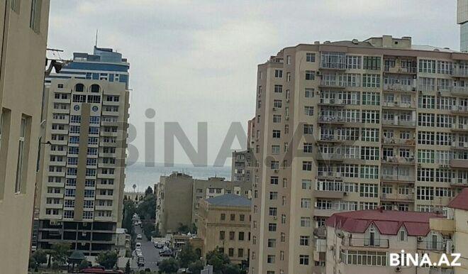 3 otaqlı yeni tikili - Şah İsmayıl Xətai m. - 105 m² (2)