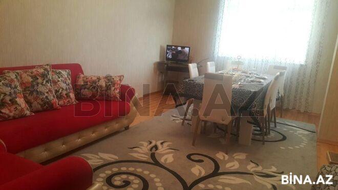 3 otaqlı yeni tikili - Şah İsmayıl Xətai m. - 105 m² (6)