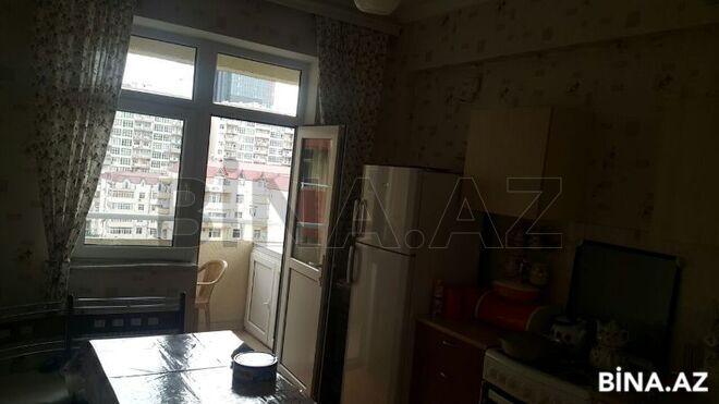 3 otaqlı yeni tikili - Şah İsmayıl Xətai m. - 105 m² (15)