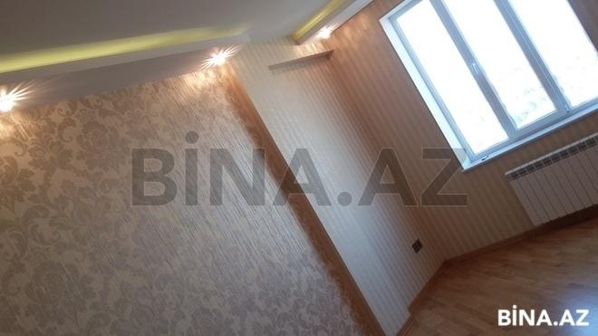 3 otaqlı yeni tikili - Memar Əcəmi m. - 105 m² (6)