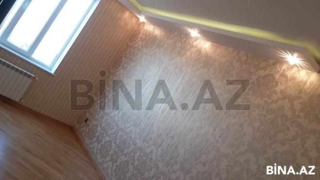3 otaqlı yeni tikili - Memar Əcəmi m. - 105 m² (10)