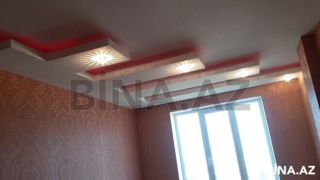 3 otaqlı yeni tikili - Memar Əcəmi m. - 105 m² (12)