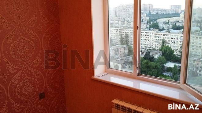 3 otaqlı yeni tikili - Memar Əcəmi m. - 105 m² (15)