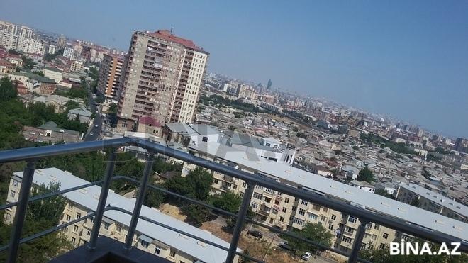 3 otaqlı yeni tikili - Memar Əcəmi m. - 105 m² (20)