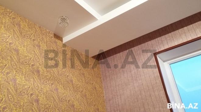 3 otaqlı yeni tikili - Memar Əcəmi m. - 105 m² (24)
