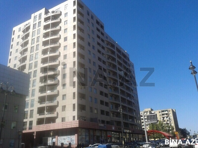 3 otaqlı yeni tikili - Gənclik m. - 130 m² (1)