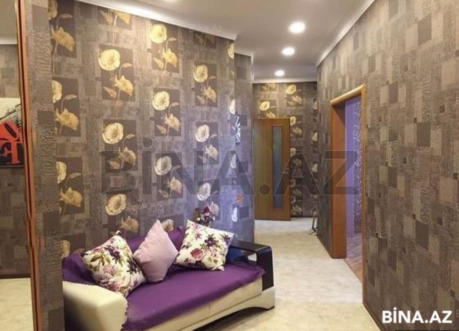 3 otaqlı yeni tikili - Gənclik m. - 130 m² (13)