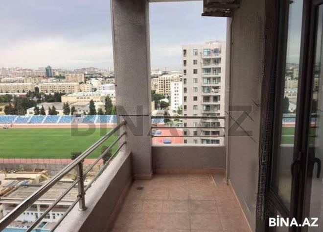 3 otaqlı yeni tikili - Gənclik m. - 130 m² (14)