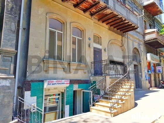 3 otaqlı ofis - Nizami m. - 75 m² (1)