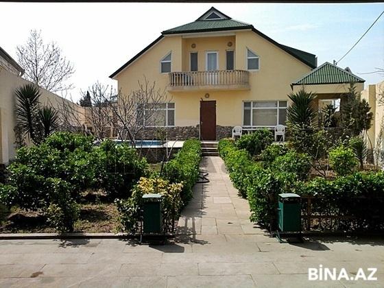 Bağ - Mərdəkan q. - 600 m² (1)