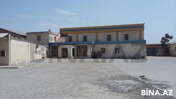Obyekt - Nərimanov r. - 6200 m² (1)