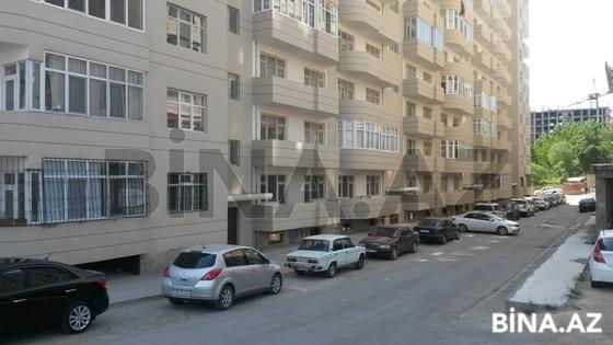 4 otaqlı yeni tikili - İnşaatçılar m. - 125 m² (1)