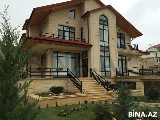 8 otaqlı ev / villa - Badamdar q. - 650 m² (1)