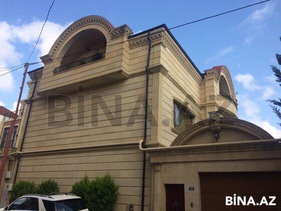 5 otaqlı ev / villa - Nəsimi r. - 400 m² (1)
