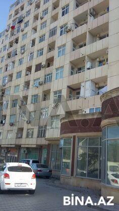 2 otaqlı yeni tikili - Qara Qarayev m. - 60 m² (1)