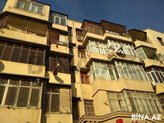 3 otaqlı köhnə tikili - Memar Əcəmi m. - 120 m² (1)