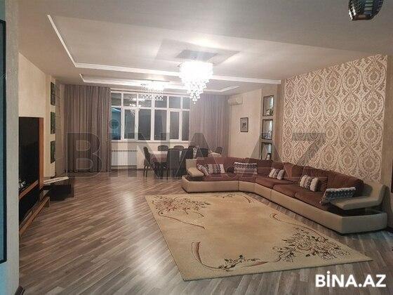 4 otaqlı yeni tikili - Nəriman Nərimanov m. - 240 m² (1)