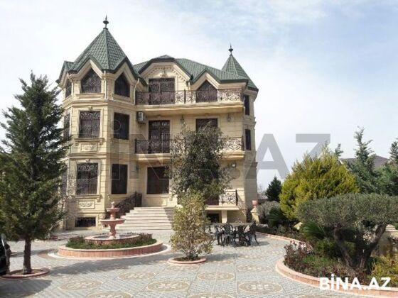 10 otaqlı ev / villa - Masazır q. - 1000 m² (1)