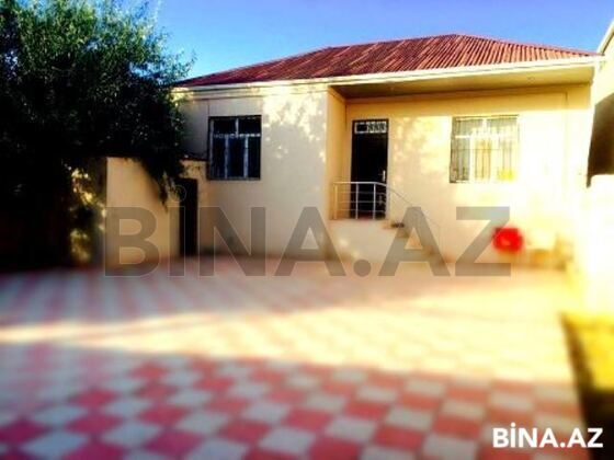 3 otaqlı ev / villa - Şağan q. - 108 m² (1)