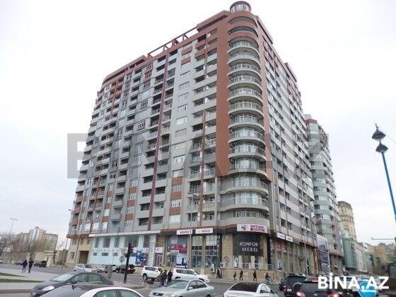 3 otaqlı yeni tikili - Nəriman Nərimanov m. - 163 m² (1)