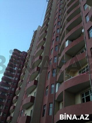 4 otaqlı yeni tikili - Şah İsmayıl Xətai m. - 177.8 m² (1)
