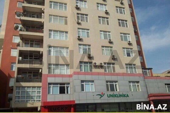2-комн. новостройка - м. Элмляр Академиясы - 78 м² (1)