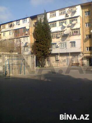3 otaqlı köhnə tikili - Qara Qarayev m. - 85 m² (1)