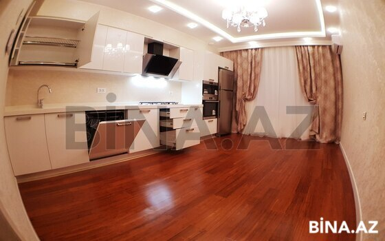 3 otaqlı yeni tikili - Səbail r. - 140 m² (1)