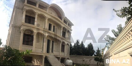 Bağ - Bilgəh q. - 800 m² (1)
