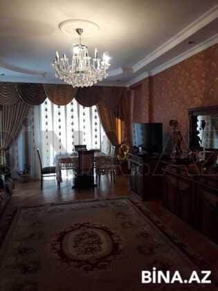 3 otaqlı yeni tikili - Nəriman Nərimanov m. - 120 m² (1)