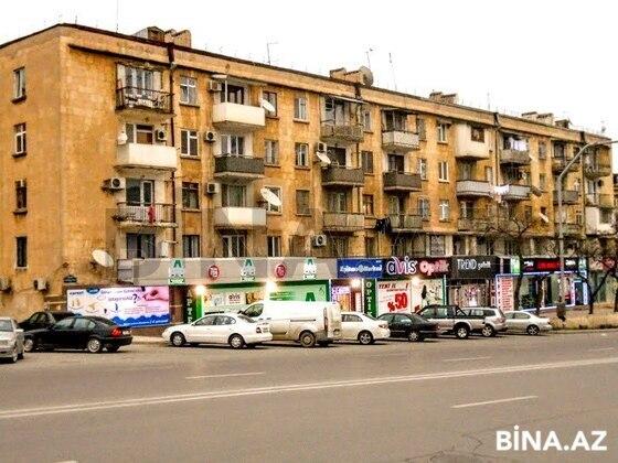 3 otaqlı köhnə tikili - Elmlər Akademiyası m. - 67 m² (1)