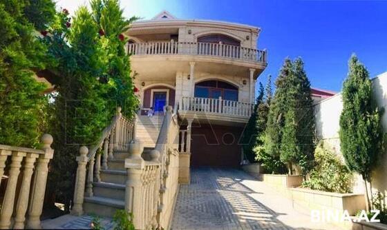 8 otaqlı ev / villa - Badamdar q. - 450 m² (1)
