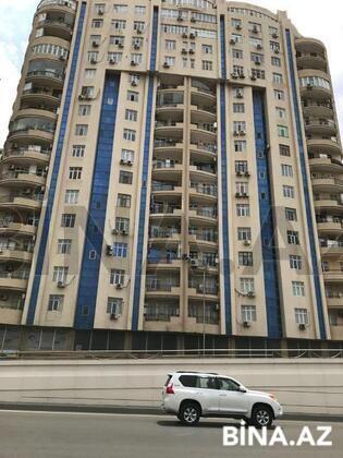 3 otaqlı yeni tikili - Şah İsmayıl Xətai m. - 152 m² (1)