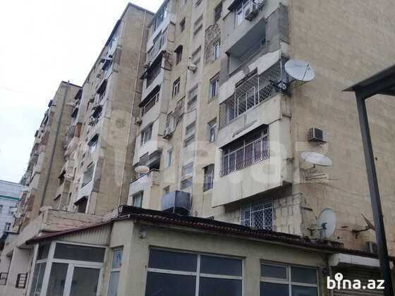 3 otaqlı köhnə tikili - Günəşli q. - 90 m² (1)